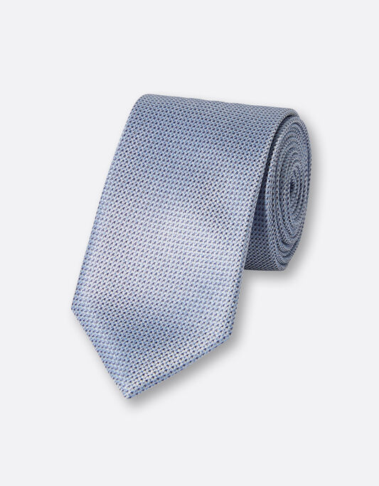 Cravate homme polyester 6,5cm