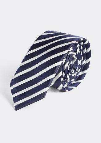Cravate à Rayures