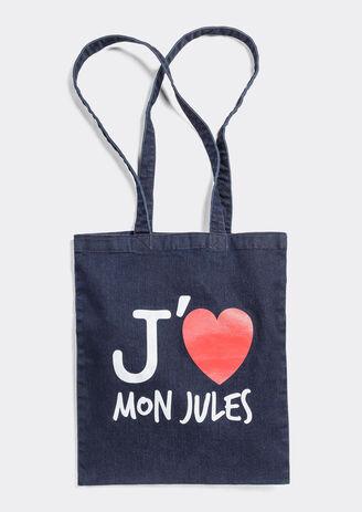 Tote Bag J'aime mon Jules