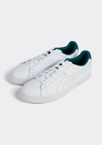 Lage lederen baskets PUMA COURT