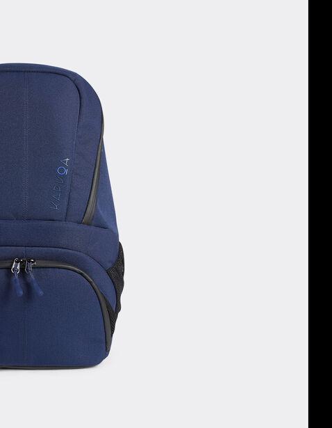 sac dos karkoa multifonction bleu marine homme jules. Black Bedroom Furniture Sets. Home Design Ideas