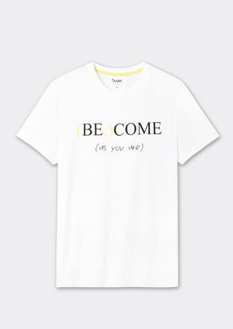 Tee shirt (BE:)COME