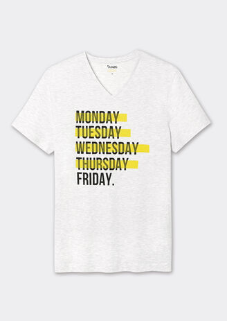 Tee shirt Friday