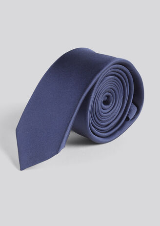 Cravate satin