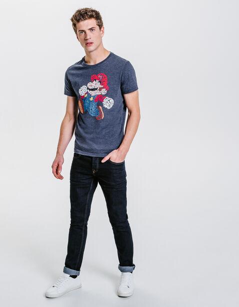 Tee shirt Mario