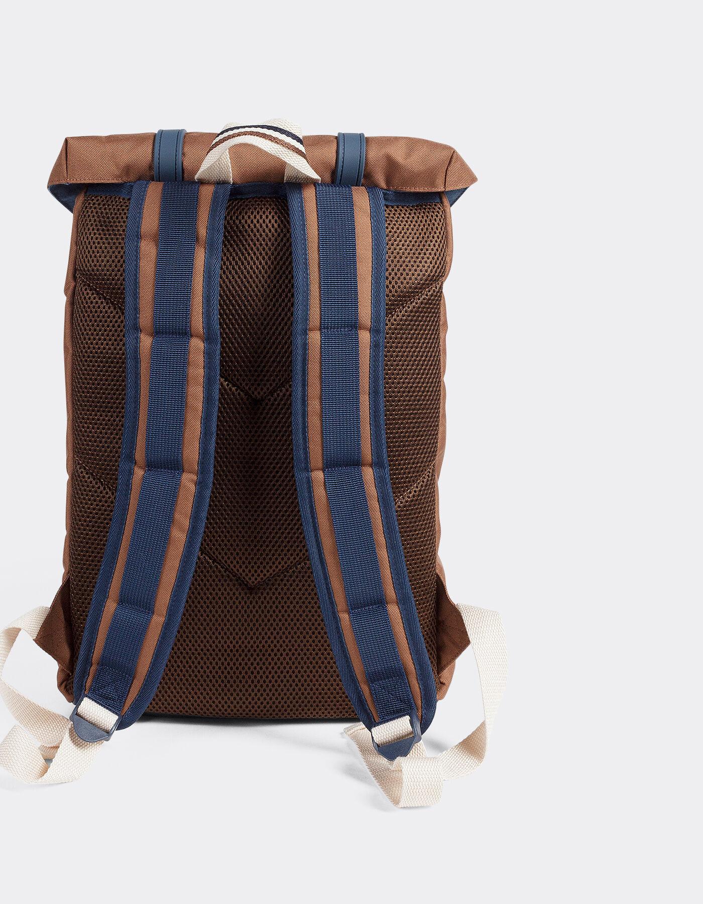 sac dos randonneur camel homme jules. Black Bedroom Furniture Sets. Home Design Ideas