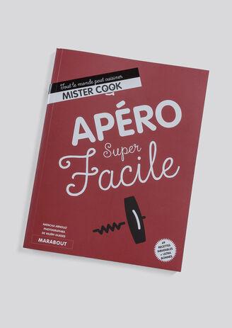 """Livre """"Apéro Facile"""""""