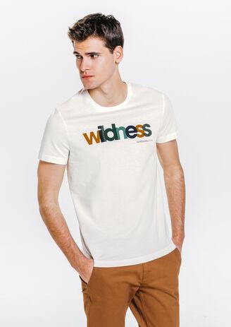 Tee shirt WILDNESS