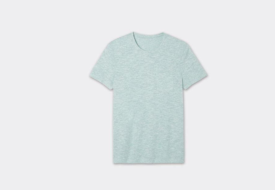 tee shirt matière fantaisie