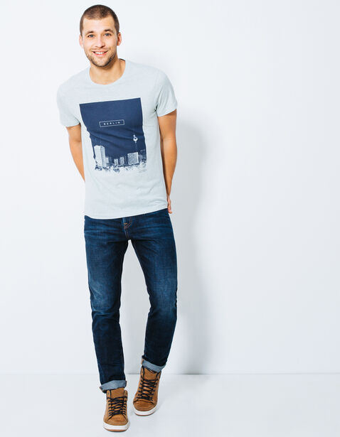 Tee shirt imprimé Berlin