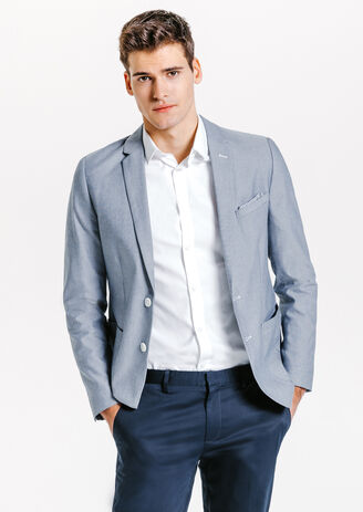 Veste Oxford