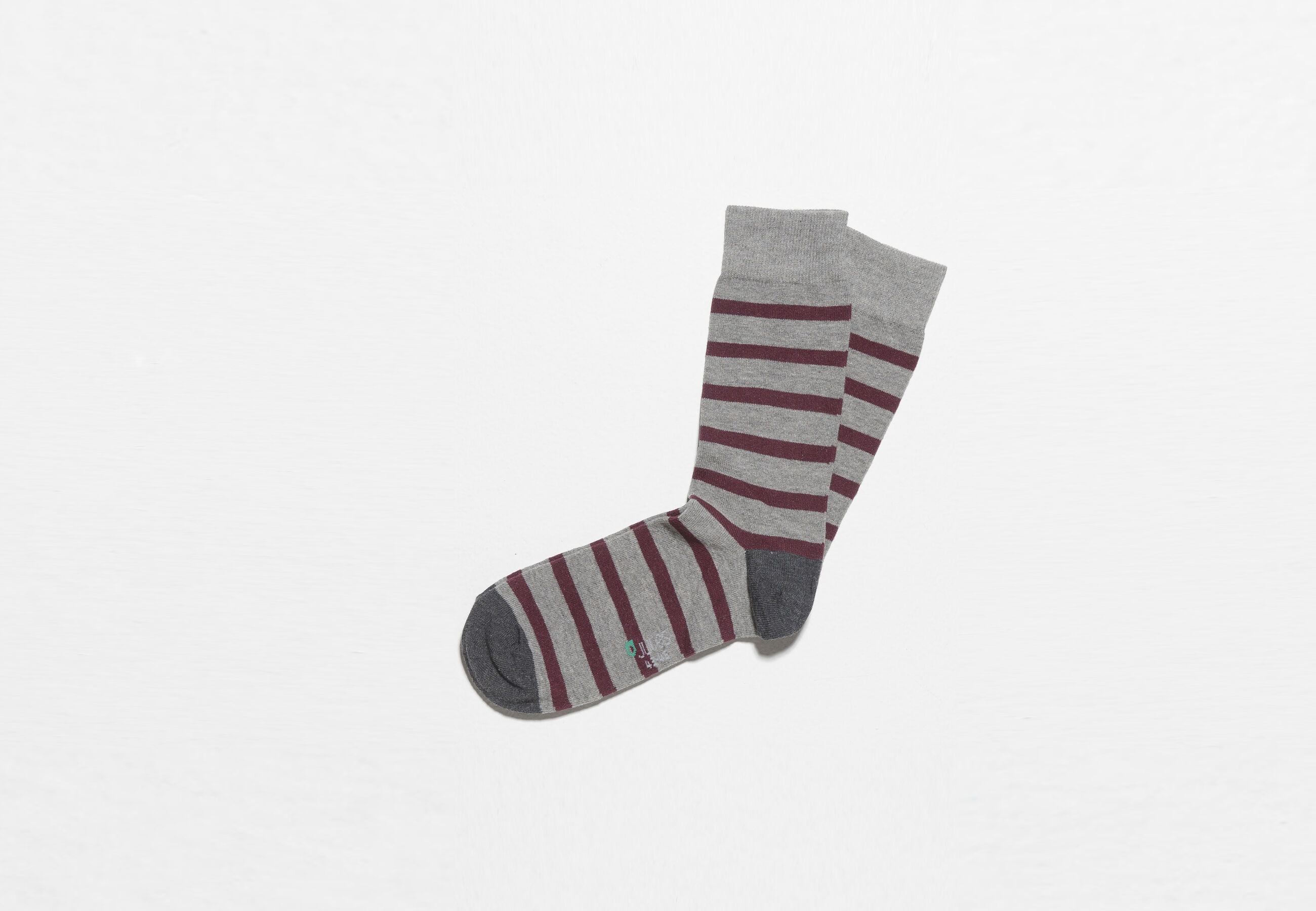 chaussettes rayures gris fantaisie homme jules. Black Bedroom Furniture Sets. Home Design Ideas