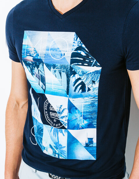 Tee shirt imprimé Moments