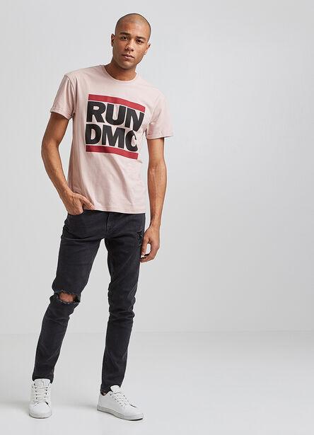 Tee shirt licence RUN DMC