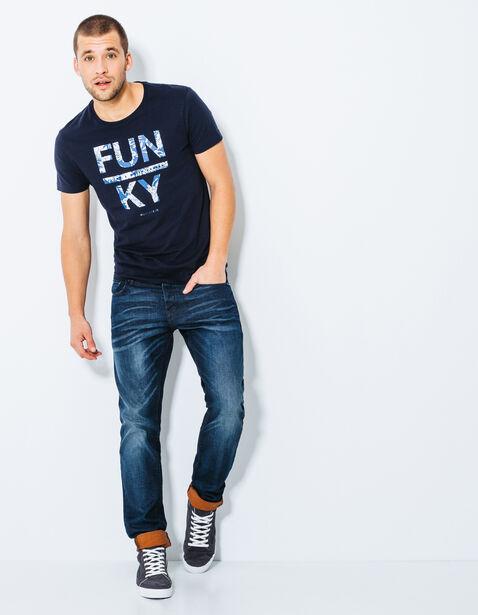 Tee shirt imprimé Funky