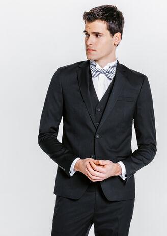 veste de costume slim