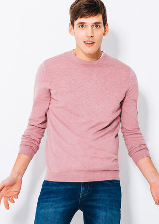 Pull col rond Basic