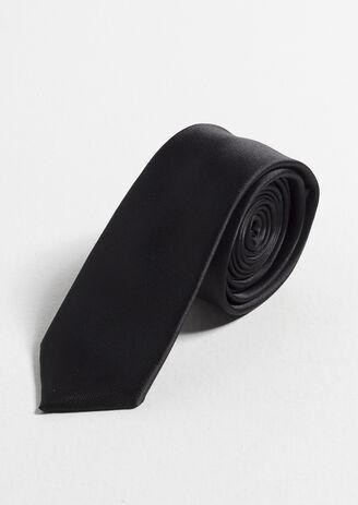 Cravate Unie Satin