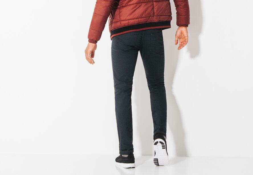 Pantalon 5 poches straight