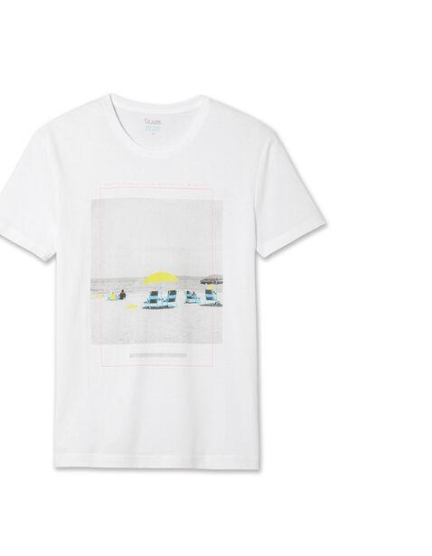 Tee shirt plage