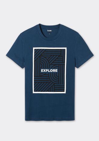 Tee shirt explore