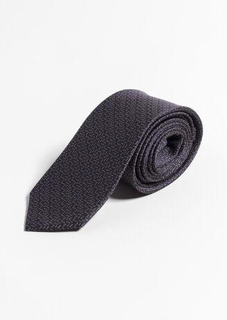Cravate Imprimée en Soie