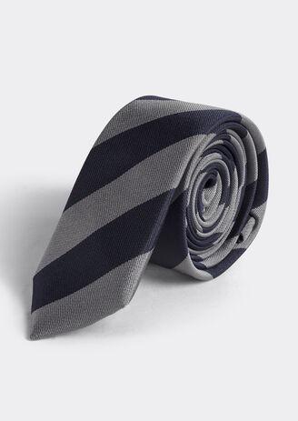 Cravate Rayures Club
