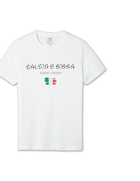 Tee shirt Foot Italie