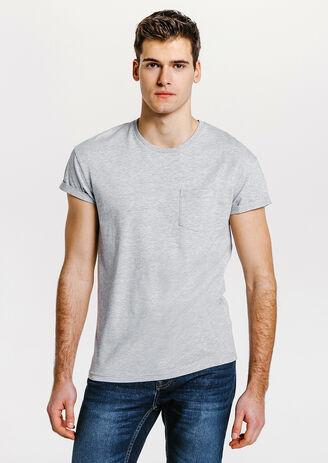 Tee shirt emmanchure descendue