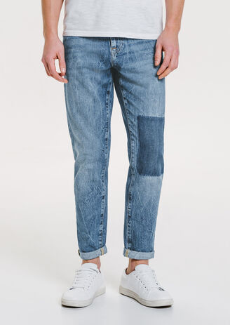 Jean mixte tapered MR & MRS