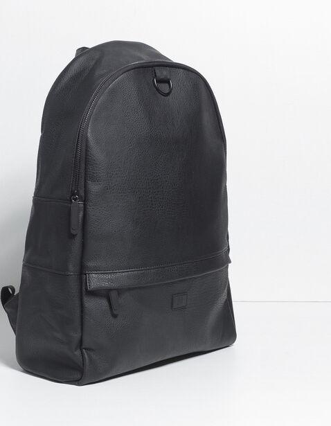 sac dos pour homme noir homme jules. Black Bedroom Furniture Sets. Home Design Ideas