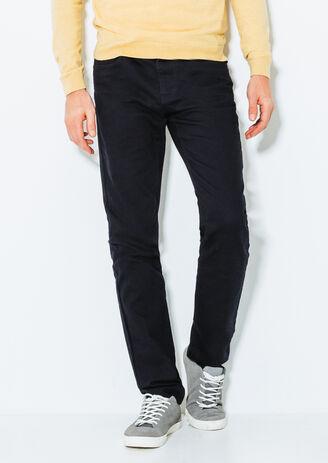 Jean slim couleur
