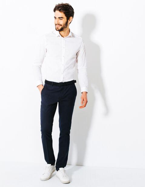 Pantalon de costume extra slim intérieur imprimé f