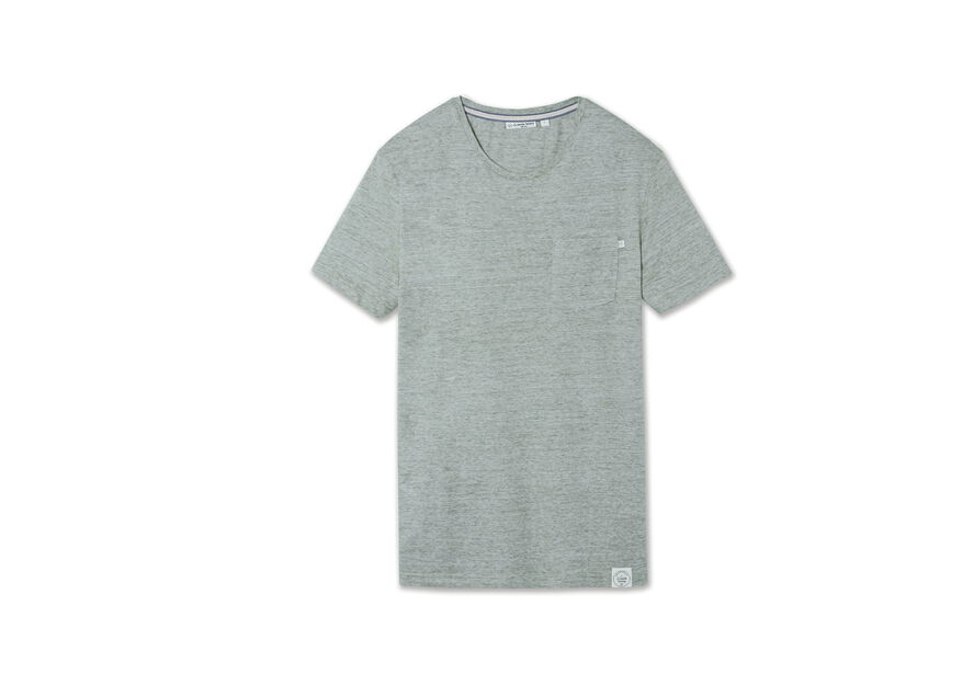 T-shirt flammé made in France