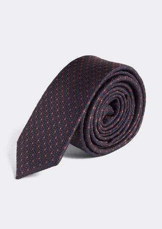 Cravate à Micromotifs