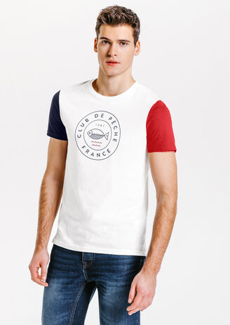 Tee shirt club de peche