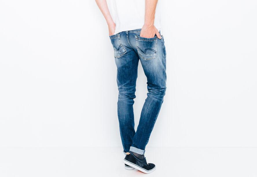 Jean slim medium wash