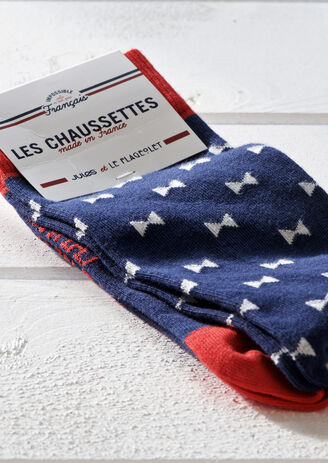 Chaussettes LE FLAGEOLET made in France