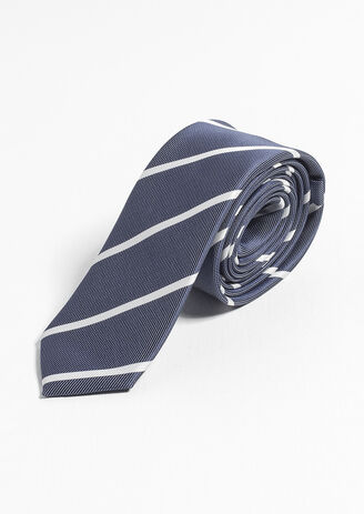 Cravate Rayée