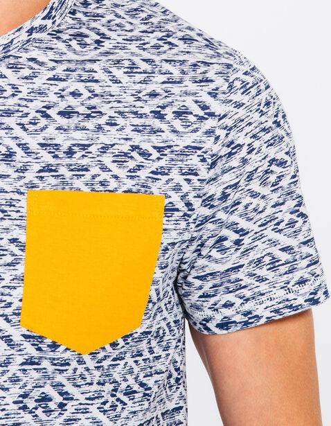 Tee shirt imprimé ethnic