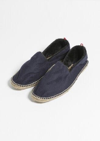 Espadrilles chaussons