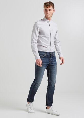 Jean toile japonaise selvedge authentique
