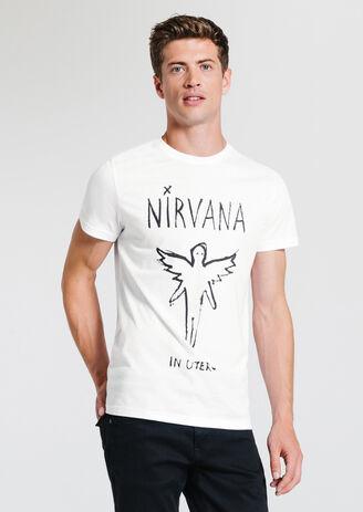 tee shirt NIRVANA