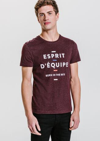 Tee shirt Esprit d'équipe