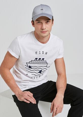 Tee shirt Fish & Ships