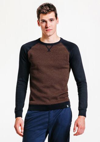 Trui in sweaterstijl