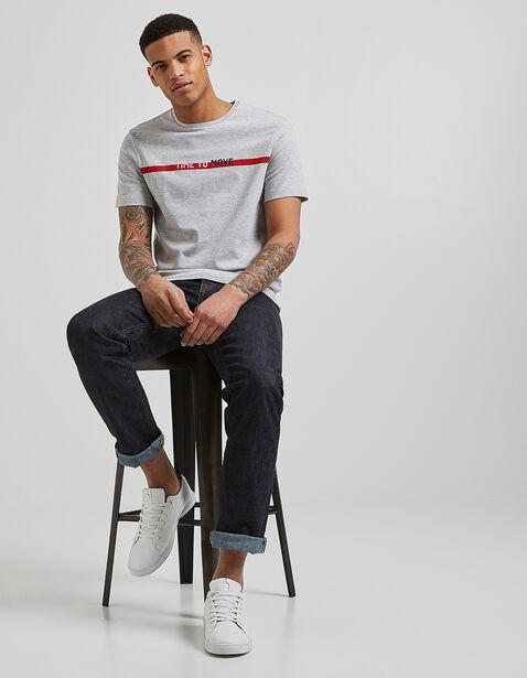 tee shirt poids lourd imprimé