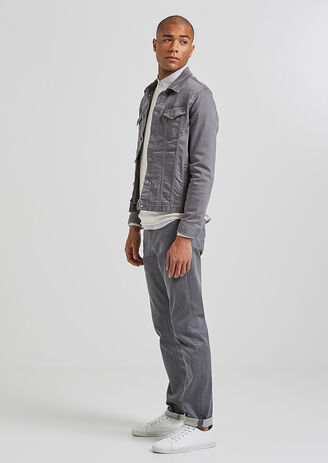 Blouson denim Urban Flex