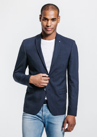veste homme pantalon yves saint laurent costume homme veste pantalon slim fit en laine bleu nuit tai. Black Bedroom Furniture Sets. Home Design Ideas