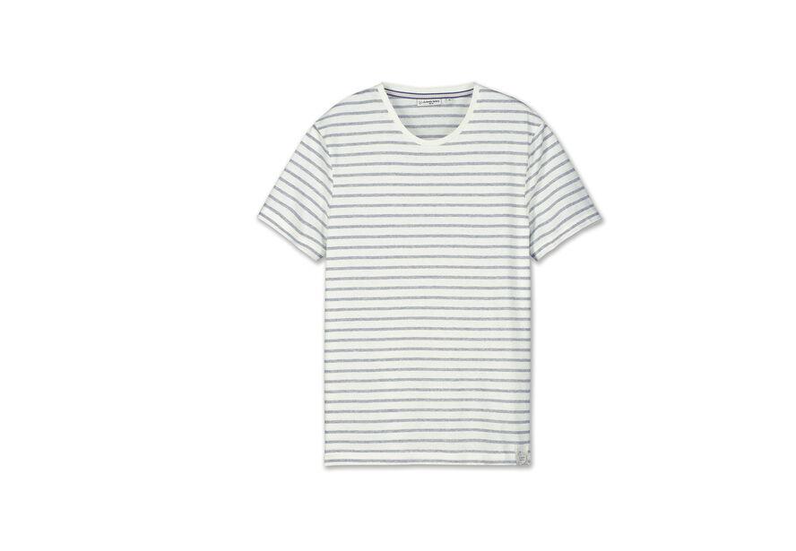 T-shirt rayé La Gentle Factory